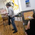"""Мастер-класс """"Рисующий вторник"""" Фото: Алевтина Воскресенская"""