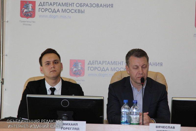 В столицеРФ провели пресс-конференцию, посвященную сфере образования