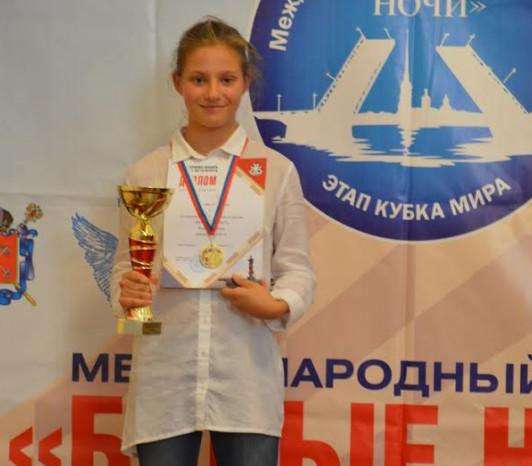 Стефания Кушкова
