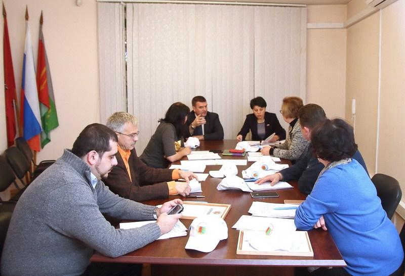 Заседание Совета депутатов прошло в районе