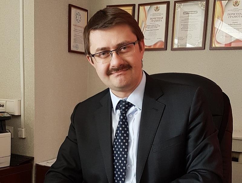 Депутат Андрей Алленов