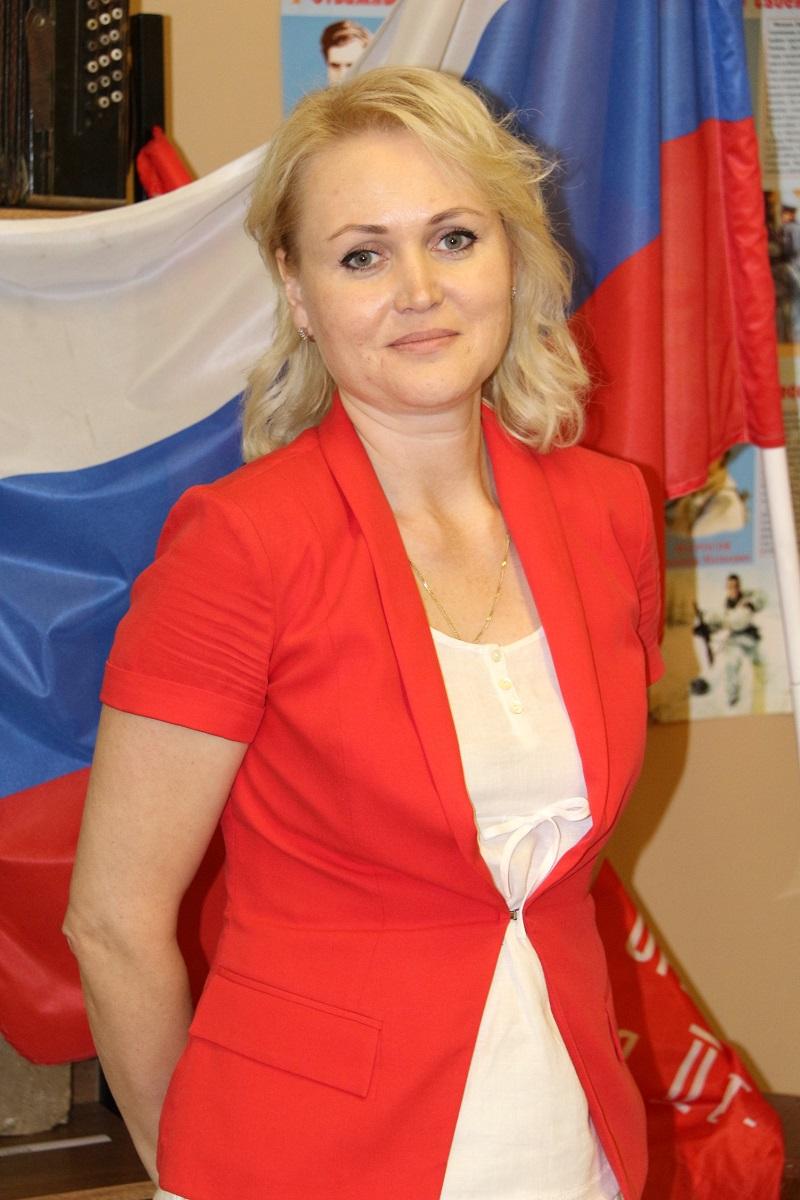 Мареичева