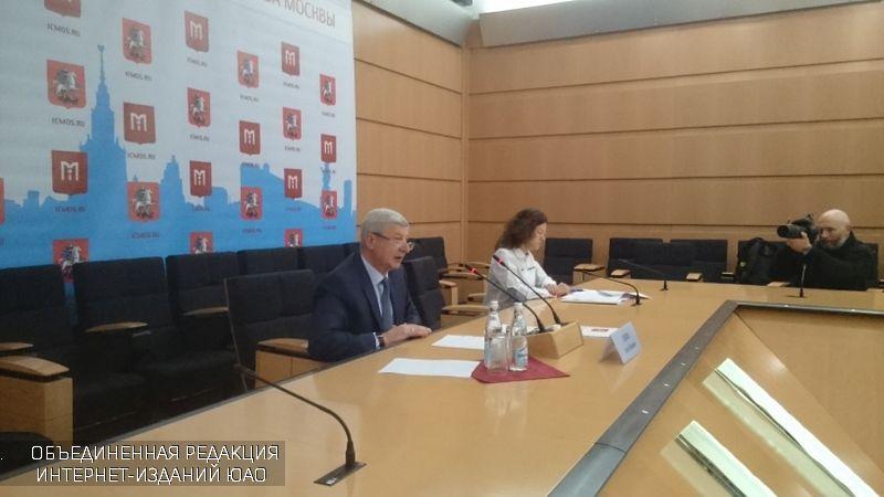 Пресс-конференция Левкина