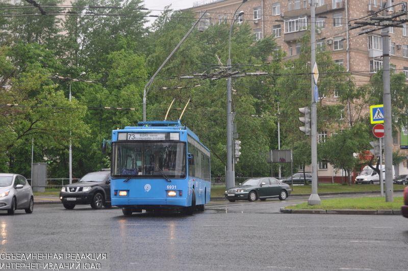 В Москворечье-Сабурове изменено движение транспорта