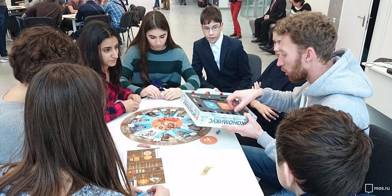 В Москворечье-Сабурове пройдет турнир по играм