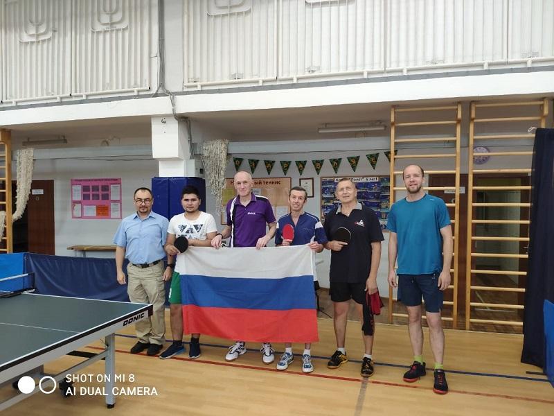 Настольный теннис, Вертикаль, Полешко, Муниципалка, 3108
